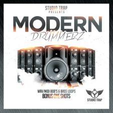 Studio Trap - Modern Drummerz - 808s Drums