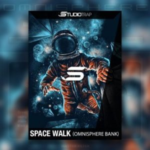 Studio Trap - Space Walk - Omnisphere 2 Presets