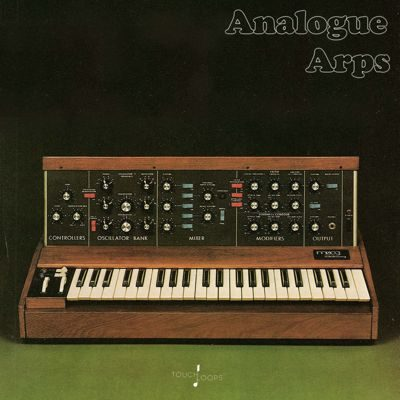 Touch Loops - Analogue Arps - Vinyl Samples