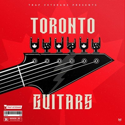 Trap Veterans - Toronto Guitars Loops (Inspired by Drake)
