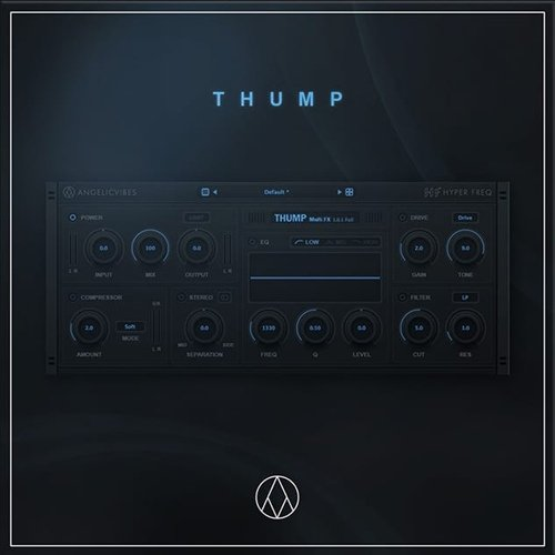 Angelic Vibes - Thump 808 VST Effect Plugin