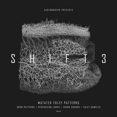 Audiomodern - Shift 3 Foley Sounds Sample Pack