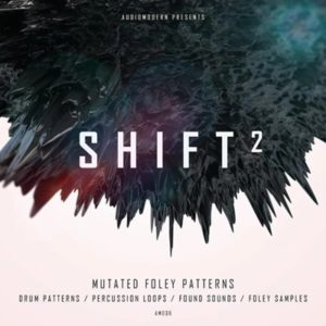 Audiomodern - Shift 3 Foley Sounds Samples Loops