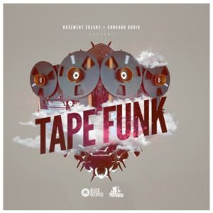 Black Octopus Sound - Tape Funk Drum Loops