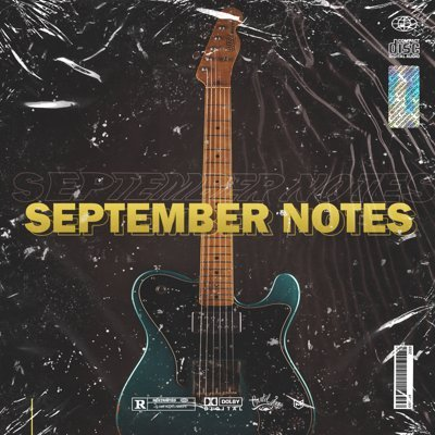 Cartel Loops - September Notes Lo Fi Guitar Loops