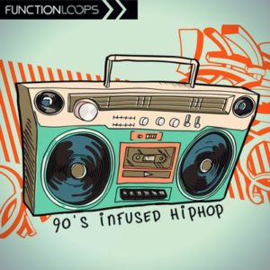 Function Loops - 90s Infused Hip Hop Loops