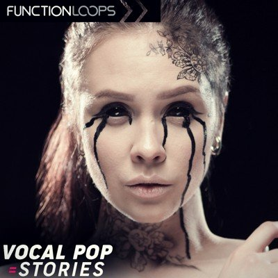 Function Loops - Vocal Pop Stories - Vocal Samples