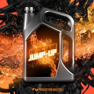 Production Master - High Octane Jump-Up DnB Sample Pack