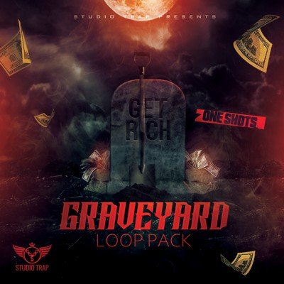 Studio Trap - Graveyard - Trap Loops Pack