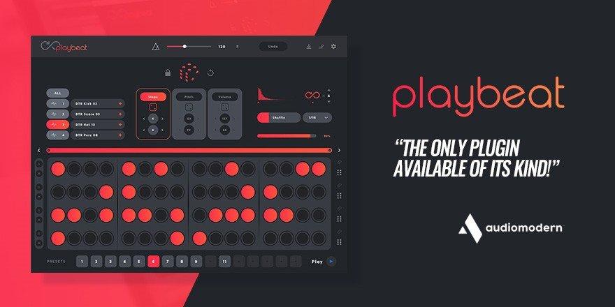 Audiomodern Playbeat VST Plugin