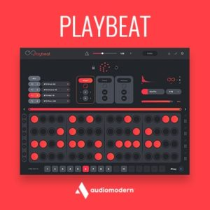 Audiomodern - PlayBeat VST AU Plugin