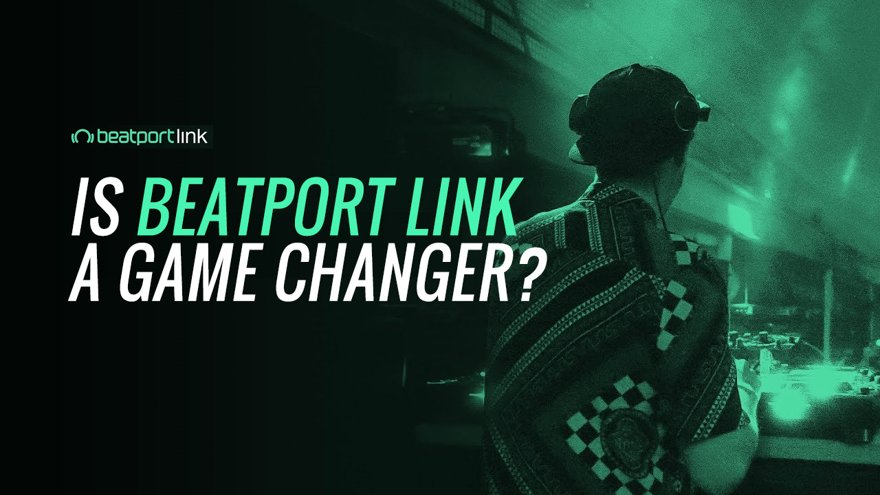 Beatport Link - A Game Changer