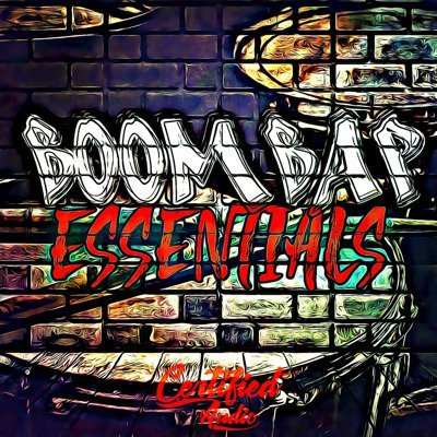 Certified Audio - Boom Bap Essential Loops Samples