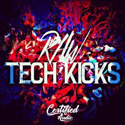 Certified Audio - Raw Tech Drum Kicks