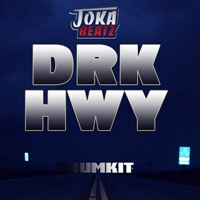Diamond Loopz - Joka Beatz DRK HWY Drum Kit