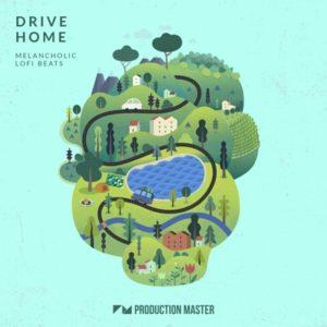 Drive Home - Melancholic Lofi Beats
