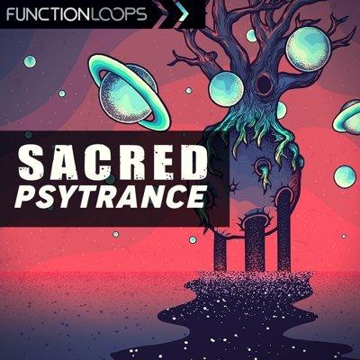 Function Loops - Sacred Psytrance Loops
