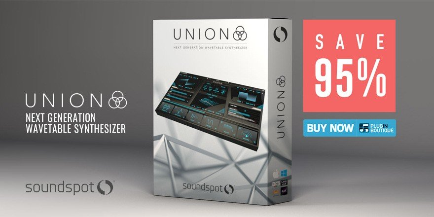 SoundSpot Union VST Synth Plugin