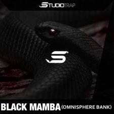 Studio Trap - Black Mamba (Trap Omnisphere Bank)