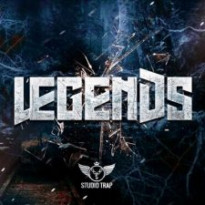 Studio Trap - Legends 20 Music Loops