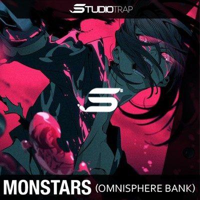 Studio Trap - Monstars Omnisphere Bank