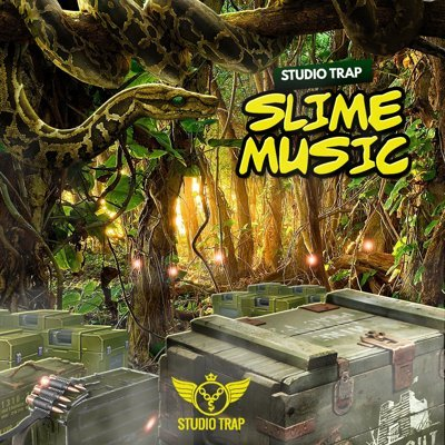 Studio Trap - Slime Music