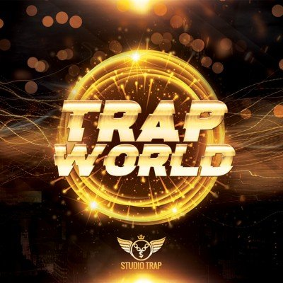 Studio Trap - Trap World 5 Beats Pack