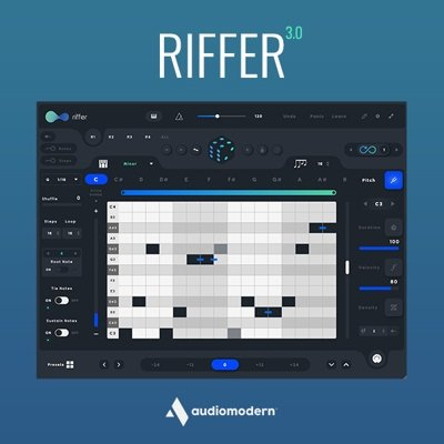 Audiomodern - Riffer 3.0 VST Plugin