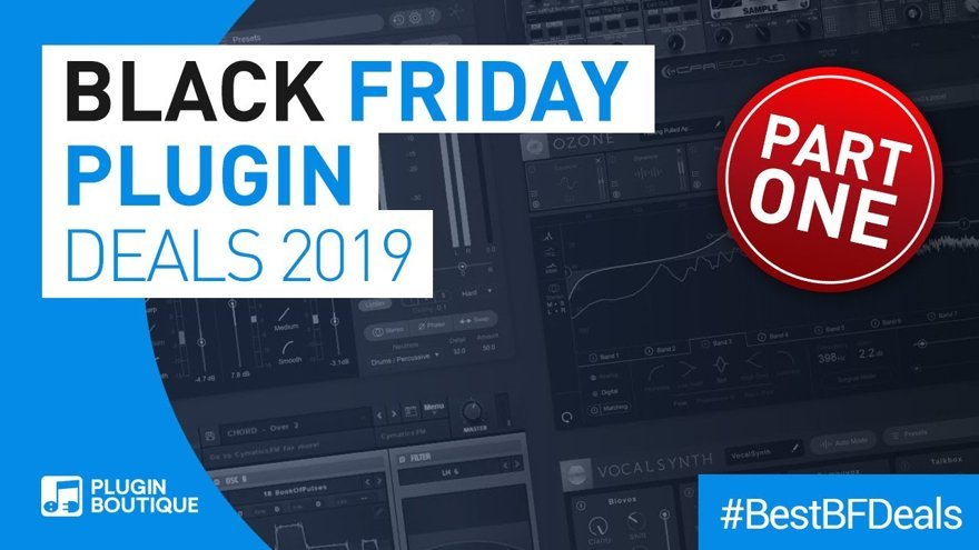 Black Friday 2019 Plugin Boutique Deals 1