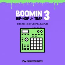 Boomin Hip-Hop & Trap 3 Loops Pack