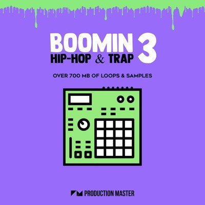 Boomin Hip-Hop & Trap 3 Loops Pack