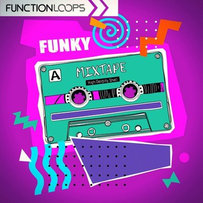 Function Loops - Funky Mixtape Hip-Hop Loops