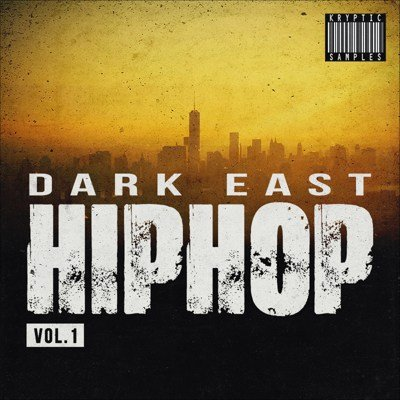 Kryptic Samples - Dark East Hip Hop Vol.1
