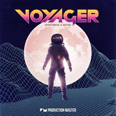 Voyager - Synthwave & Retro Music Loops