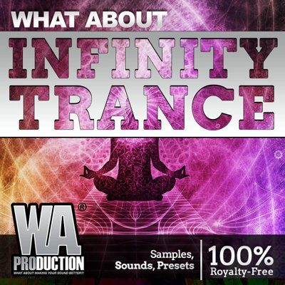 W. A. Production - Infinity Trance Audio Cover