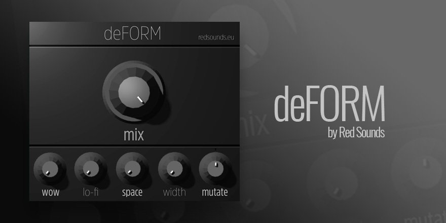 deFORM - Free Multi-Effect VST