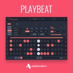Audiomodern PlayBeat 2.0 VST Plugin