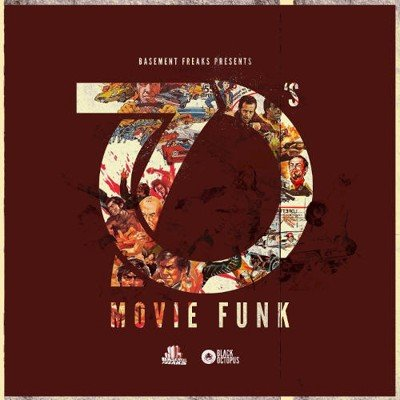 Black Octopus Sound - Basement Freaks presents 70s Movie Funk