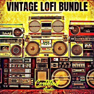Certified Audio - Vintage Lo-Fi Bundle Pack