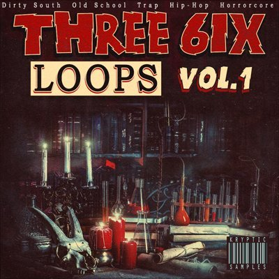 Kryptic Samples-Three 6ix Loops Vol.1