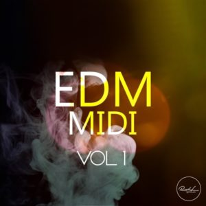Roundel Sounds - EDM MIDI Loops Vol 1