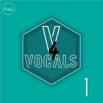 Roundel Sounds - V 4 Vocal Samples Vol 1