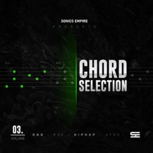 Sonics Empire - Chord Selection 3 MIDI Loops