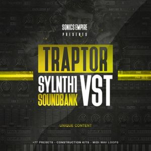 SonicsEmpire - Traptor - Sylenth Presets