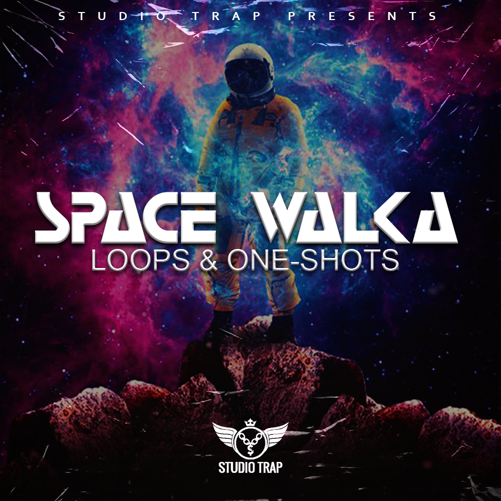Studio Trap - Space Walka - Loops & Samples