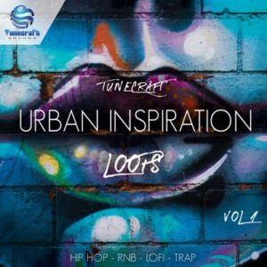 Tunecraft - Urban Inspiration Vol.1 - Loops Pack