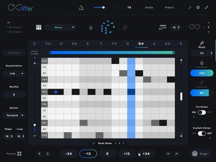 Audiomodern Riffer 2.0