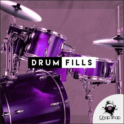 Chop Shop - Drum Fills Loops