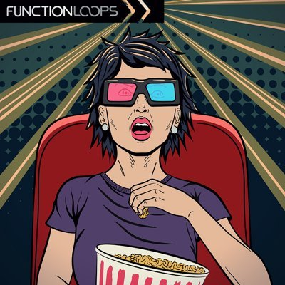 Function Loops - Tech House Movies WAV