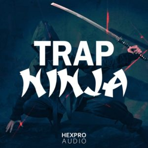 HEXPRO AUDIO - TRAP NINJA - ASIAN TRAP BEATS